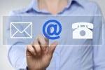 Kontaktformular: schriftliche Anfrage zu 1&1 Tarifen