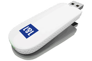 1&1 USB Surf-Stick ZTE MF667 günstig mit Notebook-Flat