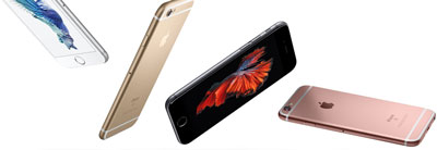 Apple iPhone 6s mit 1&1 Allnet Flat Tarif bestellen