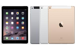 Apple iPad Air 2 günstig mit 1&1 Tablet Flat Tarif