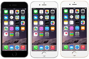 Apple iPhone 6 besonders günstig mit 1&1 Allnet Flat Tarif
