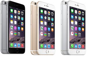 Apple iPhone 6 Plus günstig mit 1&1 Allnet Flat Tarif