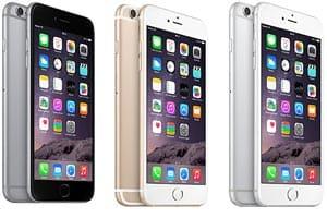 Apple iPhone 6 Plus günstig mit 1&1 Allnet Flat Tarif