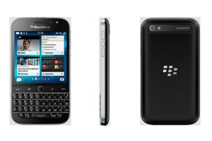 BlackBerry Classic günstig mit 1&1 Allnet Flat Tarif