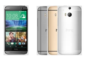 HTC One M8s günstig mit 1&1 Allnet Flat Tarif bestellen