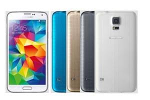 Samsung Galaxy S5 günstig mit einem 1&1 Allnet Flat Tarif