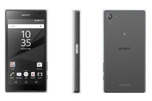 Sony Xperia Z5 Compact mit 1&1 Allnet Flat Tarif bestellen