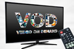 Video on Demand (VoD / Online-Videothek) mit 1&1 DSL / VDSL