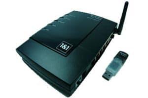 AVM Fritz!Box 7170 für 1&1 DSL (Modem & WLAN Router)
