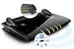 1&1 HomeServer+ - AVM 7490 (WLAN Router für DSL / VDSL)