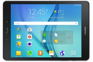 Samsung Galaxy Tab A 9.7 günstig mit 1&1 Tablet Flat Tarif
