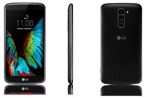 LG K10 besonders günstig mit 1&1 Allnet Flat Tarif bestellen