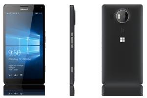 Microsoft Lumia 950 XL mit 1&1 Allnet Flat Tarif bestellen