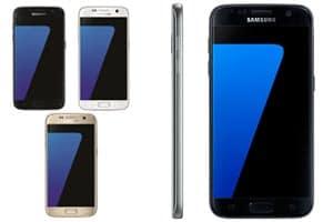 Samsung Galaxy S7 günstig mit 1&1 Allnet Flat Tarif bestellen