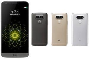 LG G5 - Smartphone günstig mit 1&1 Allnet Flat Tarif