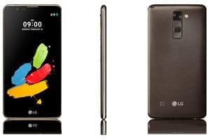 LG Stylus 2 - Smartphone günstig mit 1&1 Allnet Flat Tarif