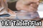 1&1 Tablet-Flat Tarife – auf Wunsch mit Tablet-PC