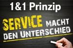 Das 1&1 Prinzip für All-Net Flat - Premium Service für Sie