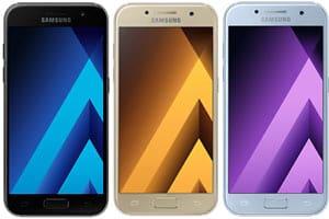 Samsung Galaxy A3 (2017) günstig mit 1&1 Allnet Flat Tarif