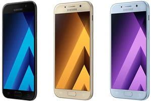 Samsung Galaxy A5 (2017) günstig mit 1&1 Allnet Flat Tarif