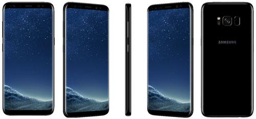 Samsung Galaxy S8 mit 1&1 Allnet Flat