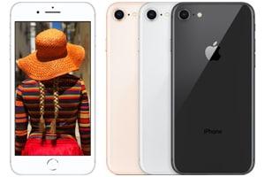 Apple iPhone 8 besonders günstig mit 1&1 Allnet Flat Tarif