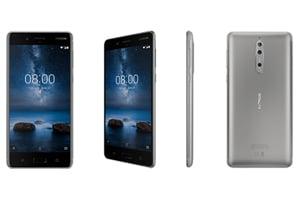 Nokia 8 besonders günstig mit 1&1 Allnet Flat