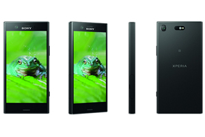Sony Xperia XZ1 Compact mit 1&1 Allnet Flat L