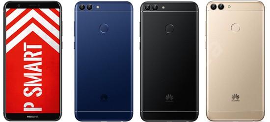Huawei P smart mit 1und1 Allnet Flat
