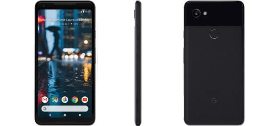 Google Pixel 2 XL mit 1&1 Mobilfunkvertrag