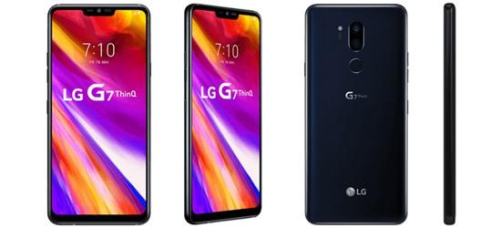 LG G7 ThinQ günstig mit 1&1 Handyvertrag