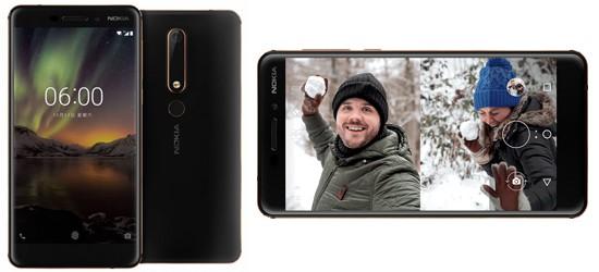 Nokia 6 (2018) mit Vertrag