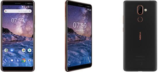 Nokia 7 Plus mit 1und1 / 1&1 Allnet Flat Vertrag