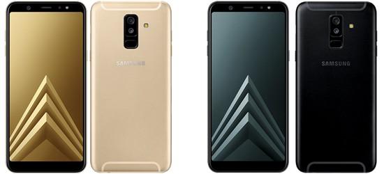 Samsung Galaxy A6+ mit 1&1 Handyvertrag