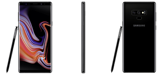 Samsung Galaxy Note 9 mit 1&1 Handyvertrag