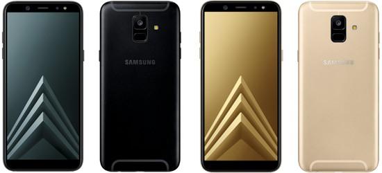 Samsung Galaxy A6 mit 1&1 Vertrag