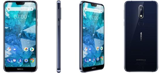 Nokia 7.1 günstig mit 1&1 Vertrag – Bundle