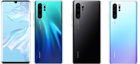 Huawei P30 Pro günstig mit 1&1 Vertrag – Bundle