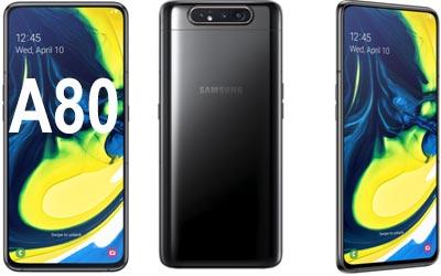 Samsung Galaxy A80 mit 1&1 Vertrag – Bundle