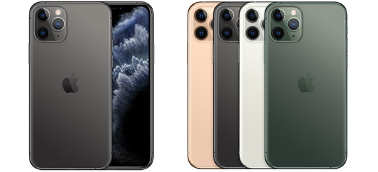 Apple iPhone 11 Pro Max mit 1&1 Vertrag – Bundle