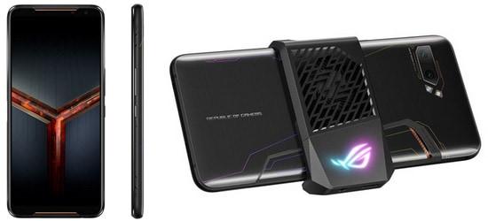 ASUS ROG Phone II günstig mit 1&1 Vertrag – Bundle