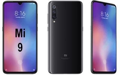 Xiaomi Mi 9 günstig mit 1&1 Vertrag – Bundle